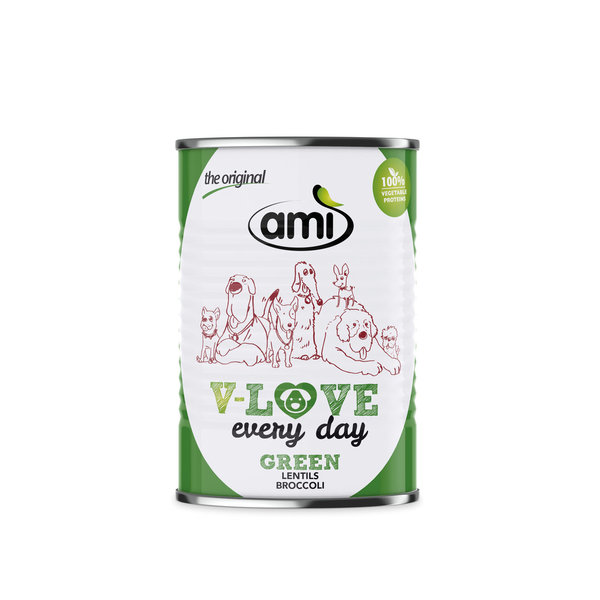 ami V-LOVE GREEN 400g
